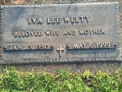 Iva Lee Howell Welty (1930-1999) - Find A Grave Memorial