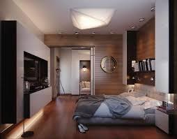 modern bedroom with bathroom. Alluring Basement Bedroom Ideas For Modern Design With Decorating Bathroom E
