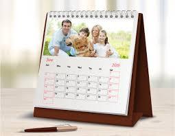 Custom Desk Calendars Personalized Photo Desk Calendars Online