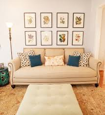 wall art above sofa stunning design dilemma what to hang on the big behind your home