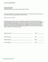 lease addendum template ez landlord forms regarding lease addendum template 2018