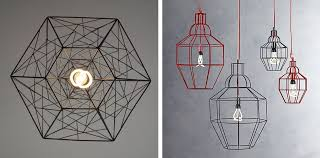 seven ways to style cage pendant lights and where to get them