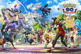 Pokémon Go Gen 6 starters teased in new artwork - Polygon