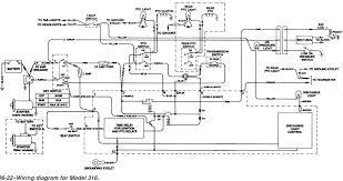 john deere 1020 alternator wiring diagram for late in