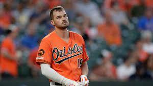 Baltimore Orioles slugger Trey Mancini ...