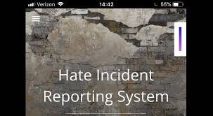 New App Lets People Anonymously Report Hate Crimes And