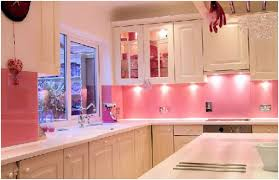 Pink Kitchen Design Beautiful Modern Pink Kitchen Kitchen Glugu