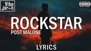 Post Malone Rockstar Ft 21 Savage Lyrics Dylan Matthew Remix