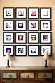 collage frame ideas wall frames exquisite picture in for photo walls idea