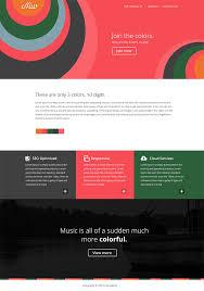 Psd Website Templates Stunning 28 Premium And Free PSD Website Templates
