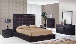 Metro Bedroom Furniture Metro Bedroom In Chocolate Wenge W Platform Bed By Global