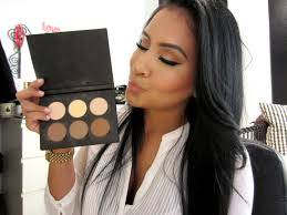 how to use the anastasia contouring palette to achieve the look you re going for videos