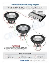subwoofer wiring diagram 4 ohm images wiring subwoofers whats all wiring diagram for dual voice coil speakers
