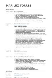 32 Real Estate Agent Resume Free Resume
