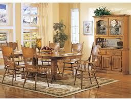 oak dining room table amusing oak dining room furniture