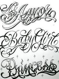 Font Styles For Tattoos I Like This Style Of Lettering Been Practicing Different