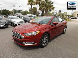 Certified Used Cars Trucks SUVs Palmetto Ford Charleston SC - Ford fusion exterior colors