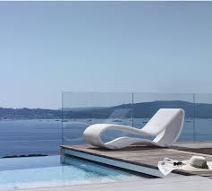 Sinuo 2.0 chaise longue da esterno italy dream design