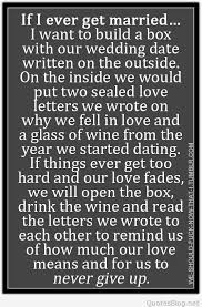If I Ever Get Married Quote Custom Getting Married Quotes