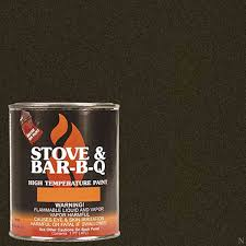 high temperature paint goldenfire brown 16 oz