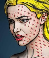makeup ideas pop art makeup 2d pop art make up u2016 amsterdam fashion tv