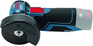 cordless grinder. bosch professional gws 12v-76 cordless angle grinder (without battery and charger) - carton