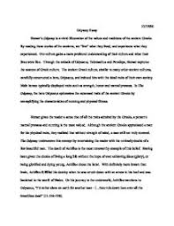 essay personality for this assignment i am going to describe my  essay on personality traits gxart orgodysseus character traits gcse english marked by teachers comodysseus character