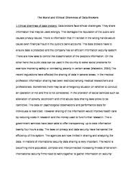 cover letter ethical dilemma essay example ethical dilemma mba  cover letter college essays ethical essay ethics model paper upsc gs vethical dilemma essay example medium