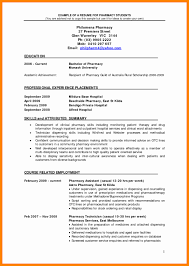 Pharmacy Technician Resume Objective New Hospital Clinical