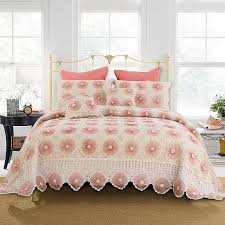 luxury pink bedding sets king size