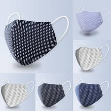 Pm2.5 Outdoor Mouth Mask <b>Washable Reuse</b> Face Mask Protection ...