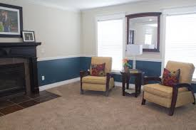 8 awesome living room with chair rail paint ideas