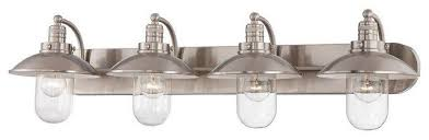 traditional bathroom lighting. Cool Traditional Bathroom Lighting Minka Aire Lavery 5132 84 Downtown Edison Light In D