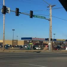 Walmart Supercenter Department Stores 700 W Rogers Blvd