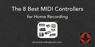 The 8 Best <b>MIDI Keyboard Controllers</b> for Home Recording