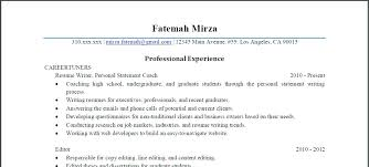 How To Make A Resume For Your First Job Fresh Grad Education Resume