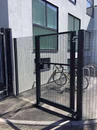 metal fence gate.  Metal To Metal Fence Gate D