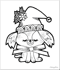 Prnate monochrome christmas golden bells with red bow. 15 Cute Christmas Coloring Pages For Kids Free Printable Coloring Pages For Kids Free Printable