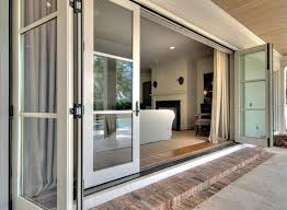 accordion patio doors. Sensational Folding Patio Door Accordion Doors Exterior .