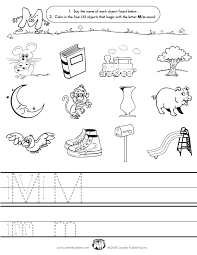Awesome Collection of M Sound Worksheets In Format - Grassmtnusa.com