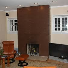 paint brick fireplace can instantly transform your appearance so it fits your style and works best with other features of room