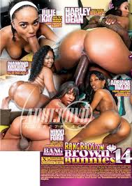Brown Bunnies 14 DVD Bang Bros.