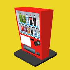 Gene The Vending Machine Impressive I Can Do It Vending Machine By Digital Gene