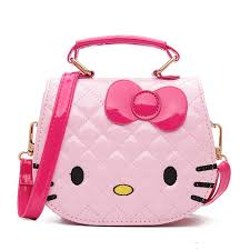 Новая детская <b>сумка</b> с бантом и рисунком hello kitty, милая <b>сумка</b> ...