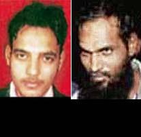 The Pune link to the Hyderabad bomb blasts. Hyderabad bomb blasts. More News on Sayed Maqbool Ansari» - Pune-blasts-suspect-Imran-Khan-and-Sayed-Maqbool-Ansari-207
