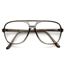 Discount <b>Optical</b> RX Clear Lens Glasses - zeroUV