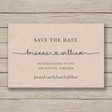 best 25 save the date ideas on pinterest save the date Save The Date Cards Ideas For Weddings save the date printable template editable by you in word diy wedding rustic save the date card print on kraft instant download save the date cards ideas for weddings