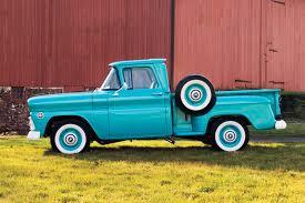 1960 GMC Pickup - Classic Cruisers - Hot Rod Network