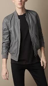 burberry nappa leather er jacket