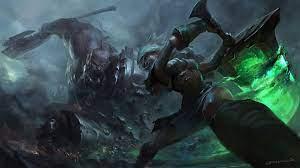 Riven, Sion (League Of Legends) HD ...
